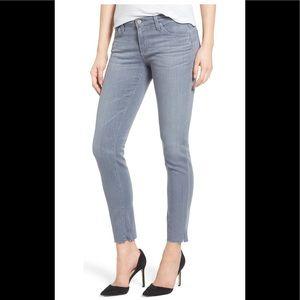 Like new AG the legging ankle super skinny grey